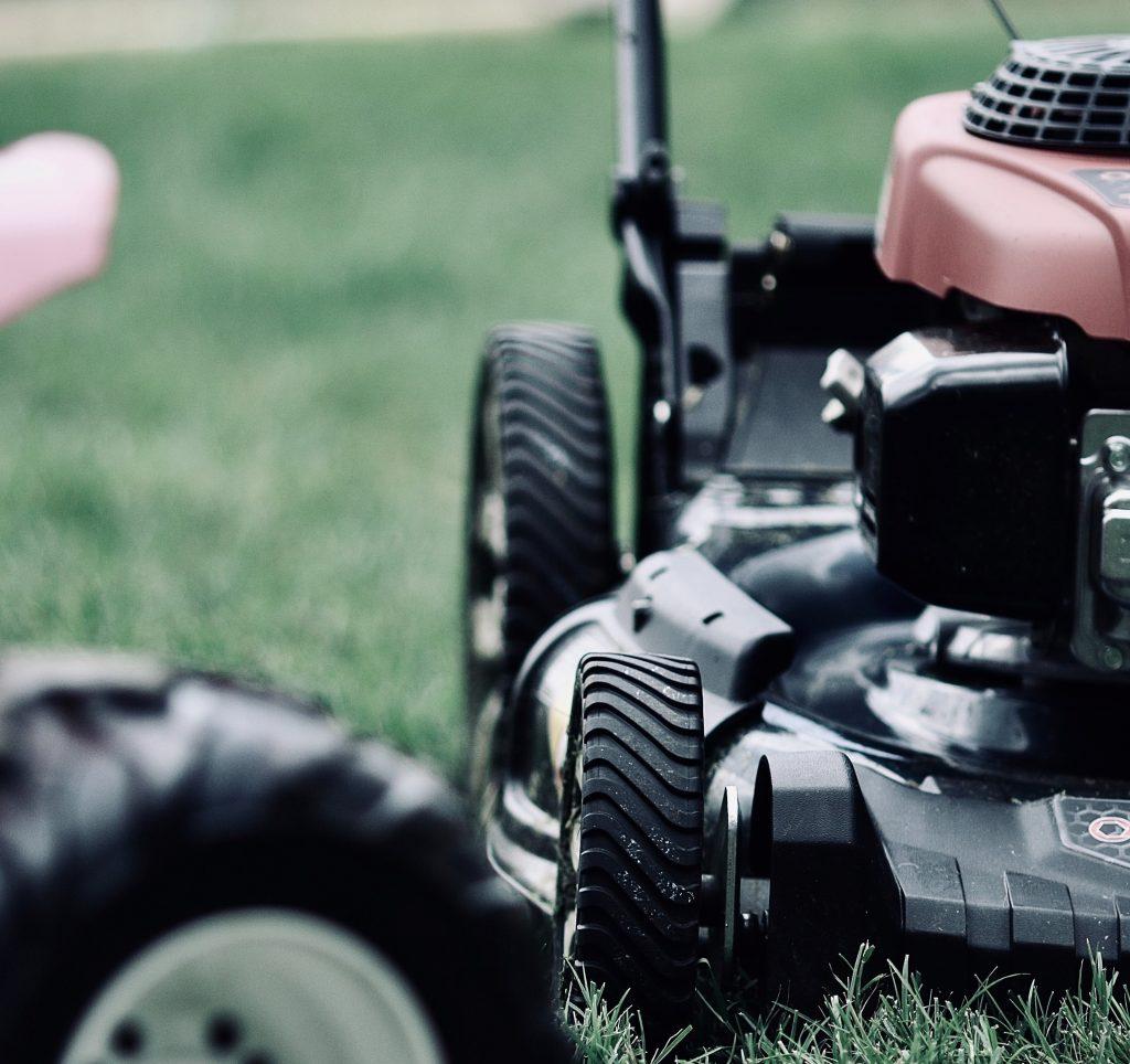 Lawn Mower Servicing
